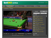 Snooker Live Video